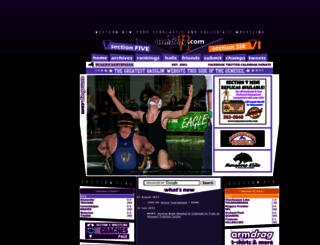 armdrag.com screenshot