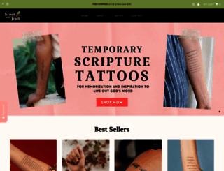 armedwithtruth.com screenshot