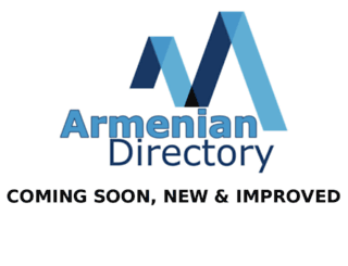 armeniandirectory.com screenshot