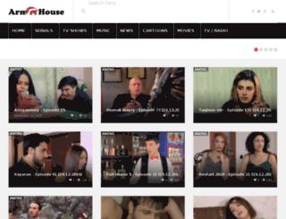 armhouse.org screenshot