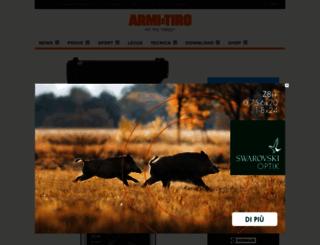 armietiro.it screenshot
