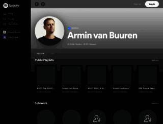 arminradio.com screenshot