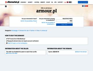 armour.pl screenshot