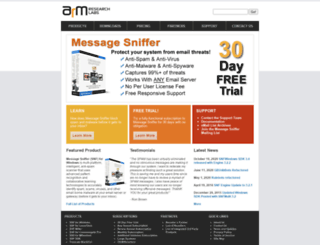 armresearch.com screenshot