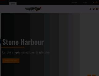 army-shop-admiral.it screenshot