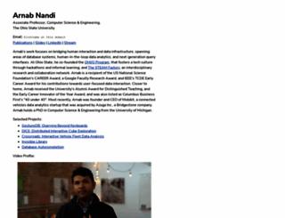 arnab.org screenshot