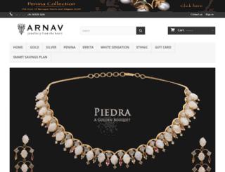 arnavstore.com screenshot