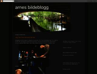 arnesbildeblogg.blogspot.se screenshot