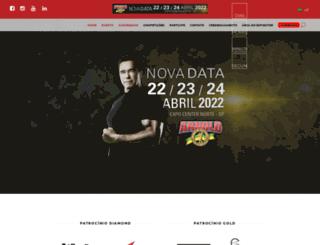arnoldclassicbrasil.com.br screenshot