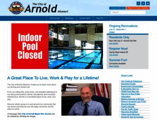 arnoldmo.org screenshot