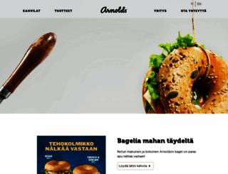 arnolds.fi screenshot