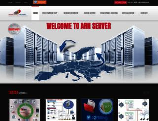 arnserver.com screenshot