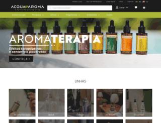 aromarketing.com.br screenshot