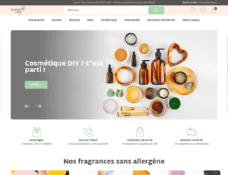 aromateasy.net screenshot