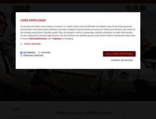 arosa-spezialist.de screenshot