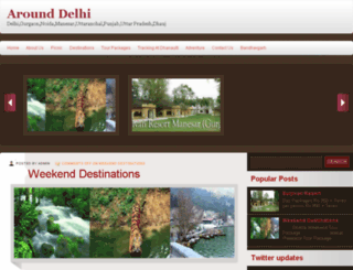 around-delhi.anantagroup.com screenshot
