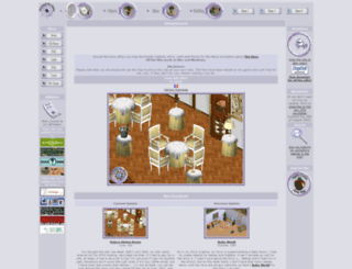 aroundthesims.com screenshot