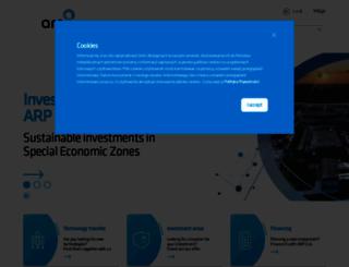 arp.pl screenshot