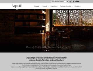 arpaindustriale.com screenshot