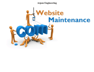 arpanengineering.com screenshot