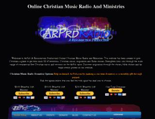 arprd.com screenshot