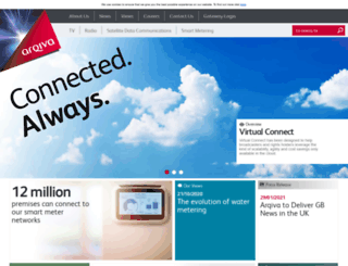 arqiva.com screenshot