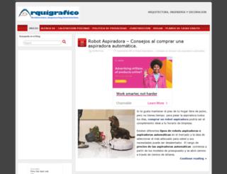 arquigrafico.com screenshot