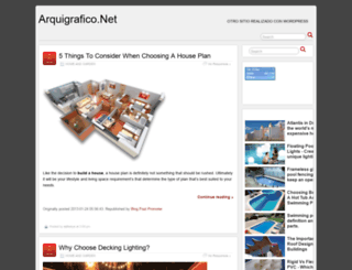 arquigrafico.net screenshot