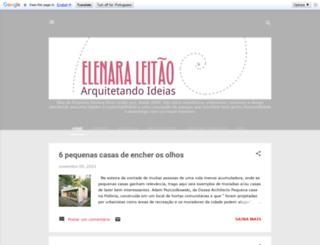 arquitetandoideias.blogspot.it screenshot