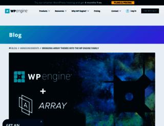 array.is screenshot