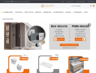 arredobagnoitaliano.com screenshot