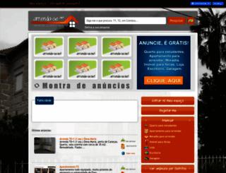 arrenda-se.net screenshot