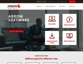 arrow.net.au screenshot