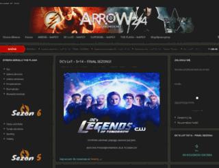arrow24.net screenshot