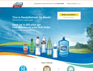 arrowheaddelivery.com screenshot