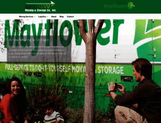 arrowmoving.net screenshot
