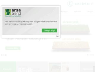 arsatrend.com screenshot