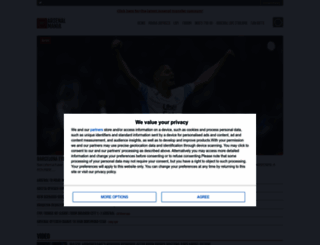 arsenal-mania.com screenshot