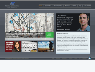 arsenalexperts.com screenshot