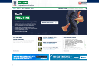 arsenalwomen.com screenshot