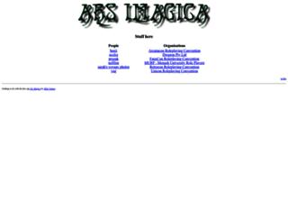 arsimagica.net screenshot