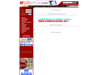 arsip.gatra.com screenshot