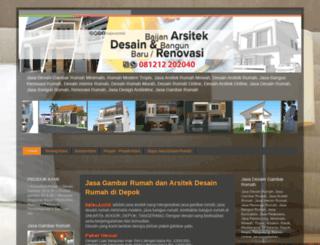 arsitekku.blogspot.com screenshot