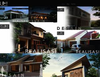 arsitekrumah.com screenshot