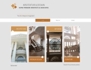 arsitekturdesain.com screenshot
