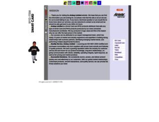 arskey.com screenshot