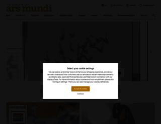 arsmundi.com screenshot
