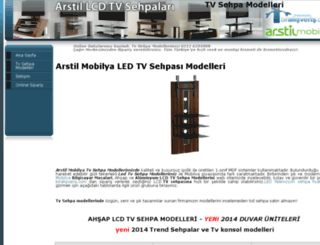 arstilmobilya.com screenshot