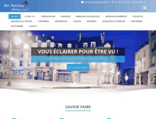art-abesque.com screenshot
