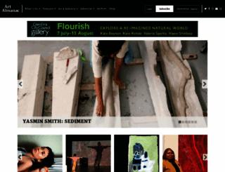art-almanac.com.au screenshot
